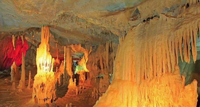 Пещера Abukuma