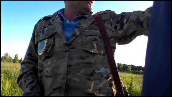 Разговор с охотинспектором видео