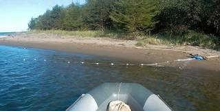 Рыбалка на кету видео
