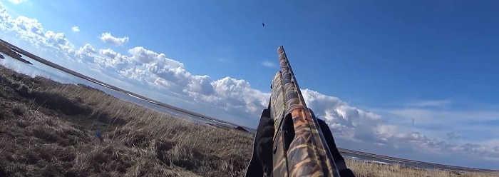 Весенняя охота на гуся в Татарстане видео