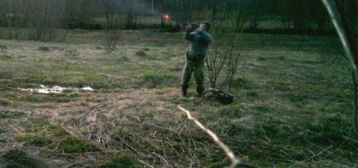 Весенняя охота на вальдшнепа видео