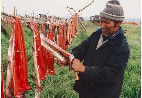 Вяленая рыба по Сибирски видео