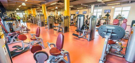 Фитнес-клуб