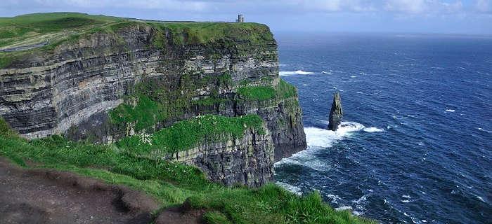 Где находится Ирландия