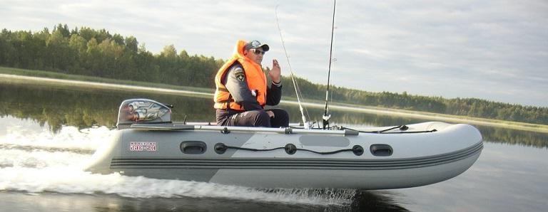 Лодки из ПВХ