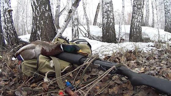Обустройство лагеря на охоте видео