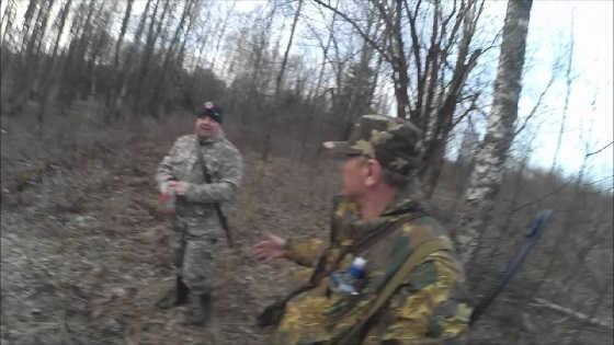 Охота на вальдшнепа в Смоленской области видео