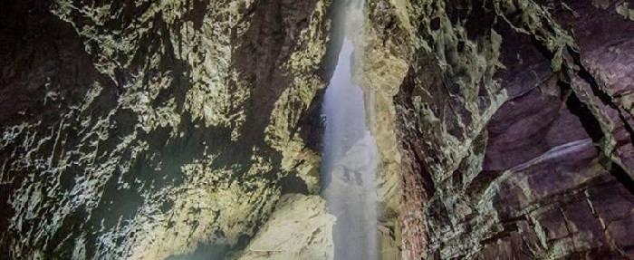 Пещера St Vincent's