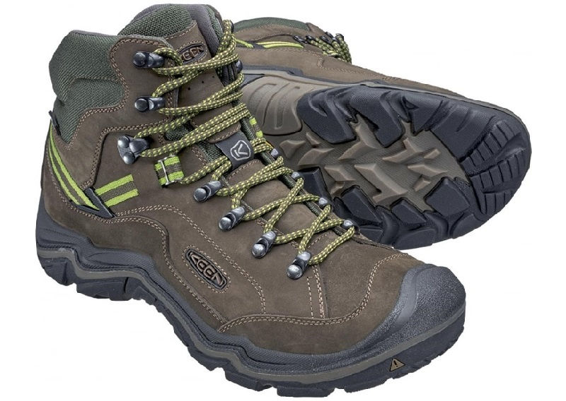 Треккинговые ботинки KEEN Galleo Mid WP