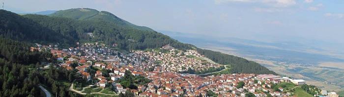 Где находится Македония