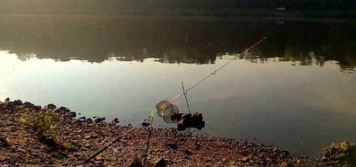 Июньская рыбалка в Пензенской области видео