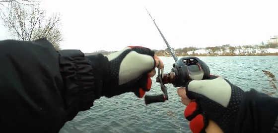 Рыбалка на мясо из Китая видео