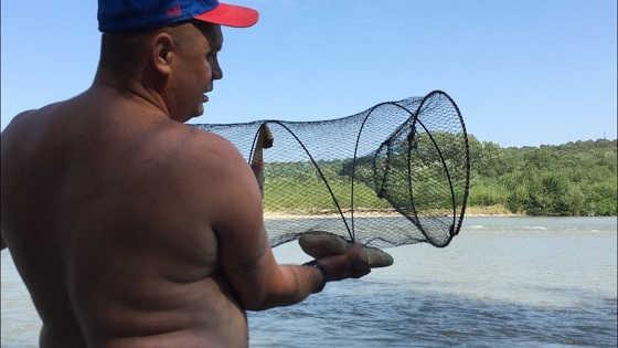 Рыбалка на кубарь видео