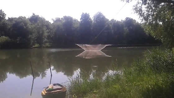 Рыбалка на подъёмник видео