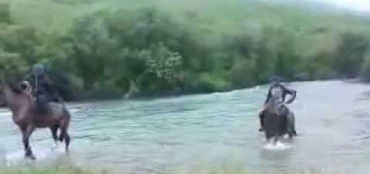 Рыбалка по киргизски видео