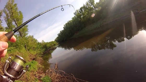 Случаи на рыбалке видео