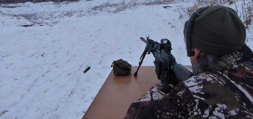 Стрельба из гладкоствола на 200 метров видео