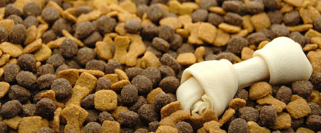 Сухие корма для собаки