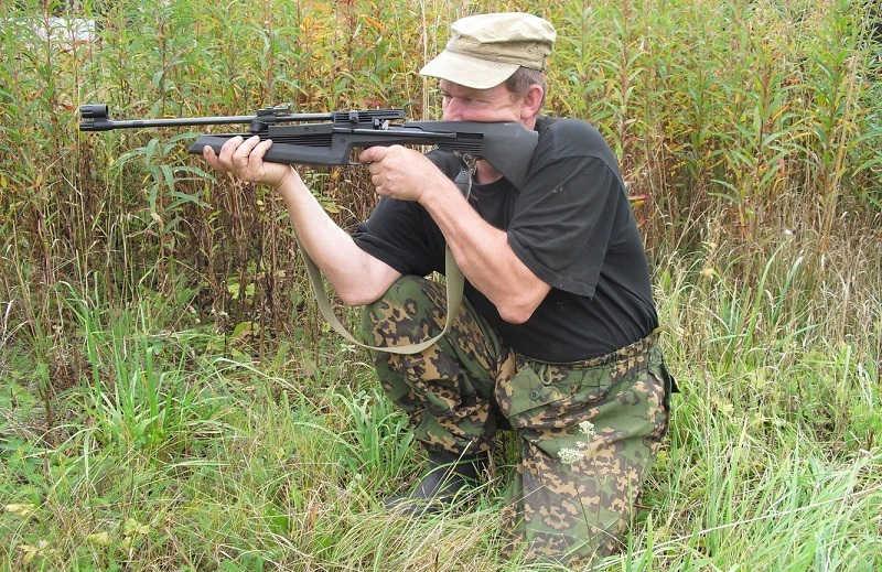 Меры предосторожности в обращении с пневматическим оружием