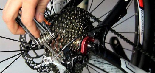 Настраиваем на велосипеде переключатели передач