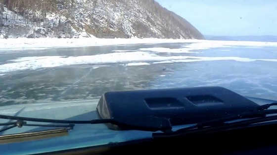 Охота и рыбалка на Байкале видео
