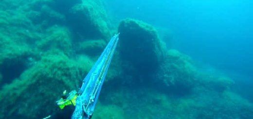 Подводная охота в Австралии видео