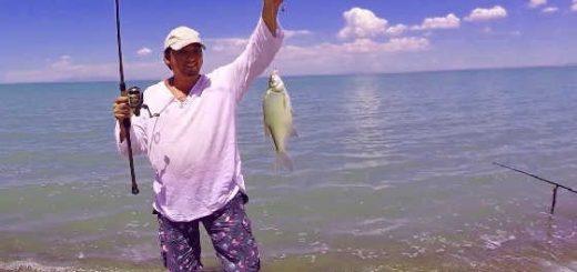 Рыбалка на Капчагае в июле видео