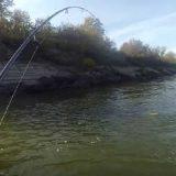 Рыбалка на Оби с лодки видео