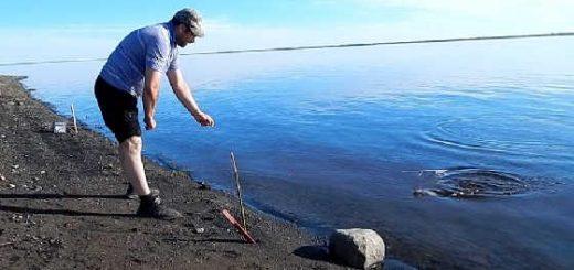 Рыбалка на закидушки видео