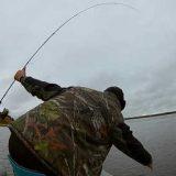 Рыбалка на Оби осенью