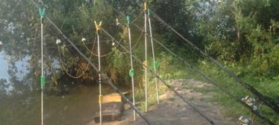 Рыбалка в Астрахани на донку