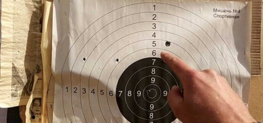 Стрельба с оптики REDFIELD 39 И DEDAL 180