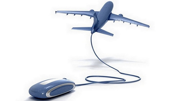 Авиабилеты через Интернет