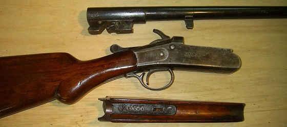 Ружье ИЖ-5