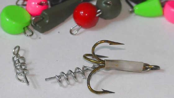 Лайфхаки для рыбалки из булавки