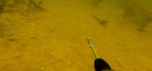 Лучшие моменты подводной охоты