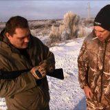 Охота на копытных в Вешках