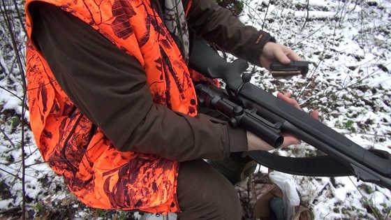 Охота на лося загоном 2018 видео
