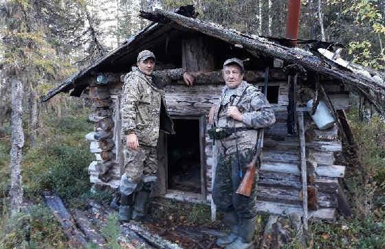 Поездка в лес на 10 дней