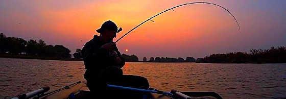 Рыбалка с ночёвкой на судаков