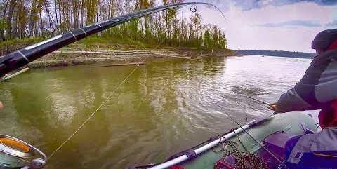 Рыбалка в ломовом коряжнике