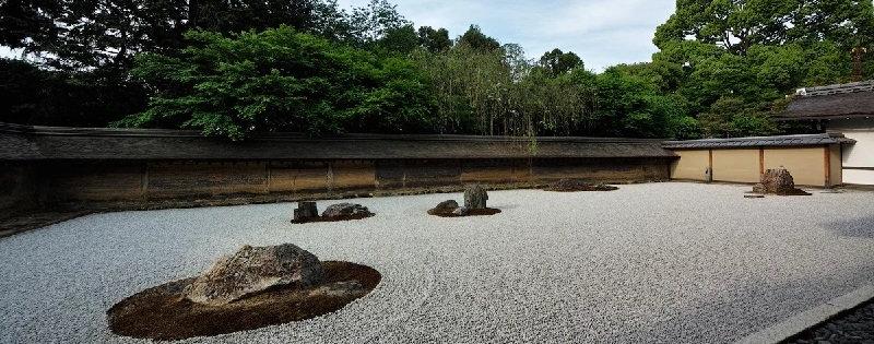 Японский сад Рёандзи