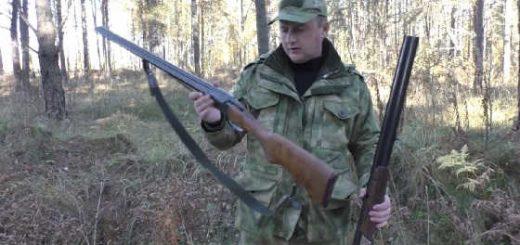 Советское ружьё против Российского