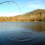 Трофейная рыбалка осенью