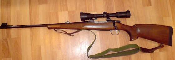 CZ 550 в калибре 30-06