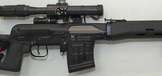 ТИГР TG3 9,6x53 Lancaster
