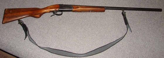 Ружье Иж-18 или MP-18