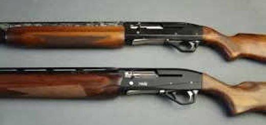 Ружьё МР- 153 против МР- 155