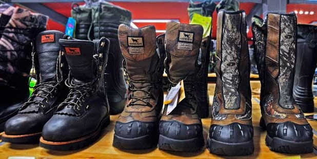 Выбор обуви для охоты и рыбалки зимой