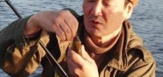 Рыбалка на реке Марха